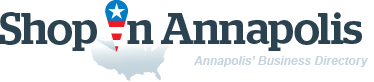 ShopInAnnapolis. Business directory of Annapolis - logo